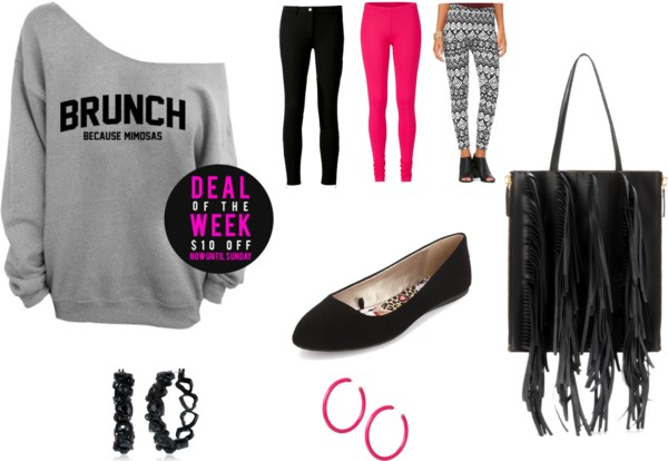 Best Weekend Brunch Outfits with Accessories | Liz Theresa